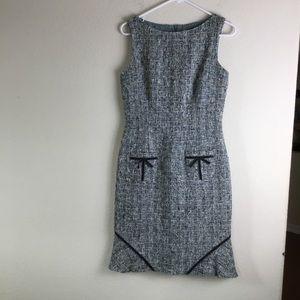David Meister sleeveless dress